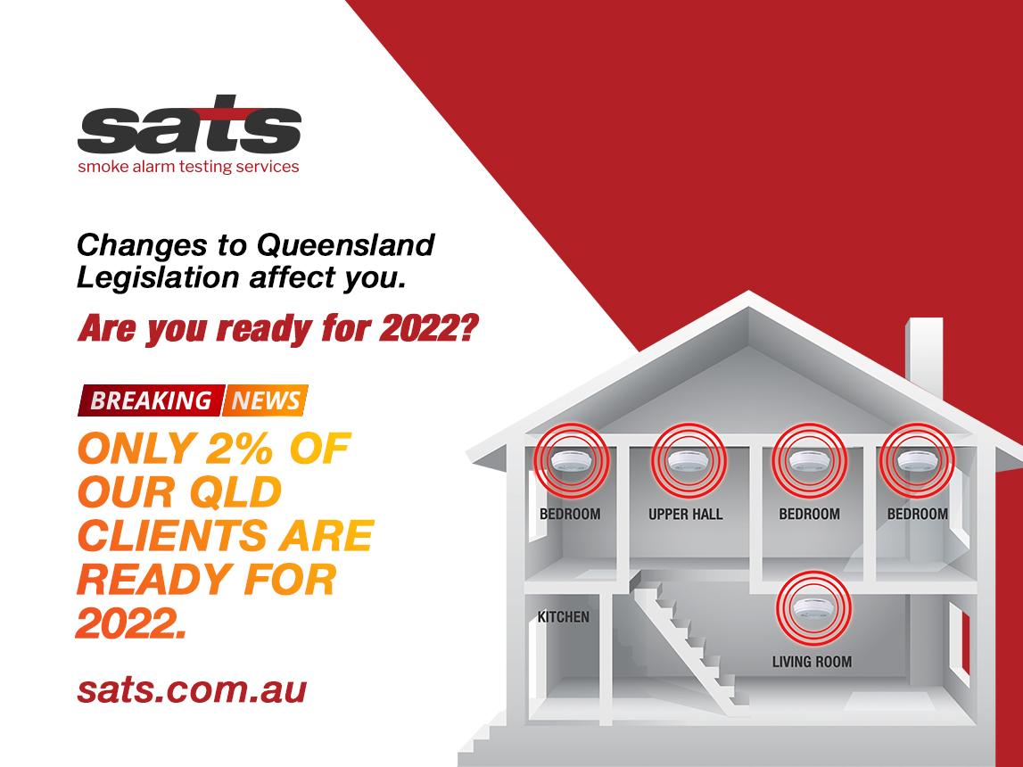 Queensland Smoke Alarm Legislation